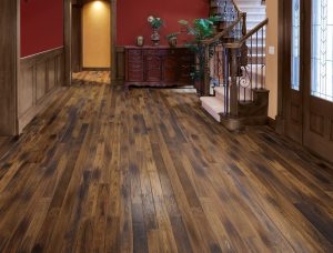 How to take care of hardwood flooring in Michigan