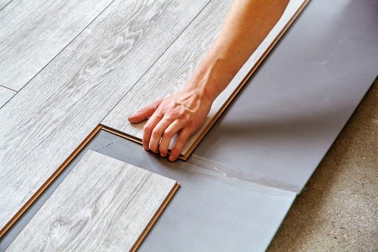 Laminate Floor Kiss Carpet
