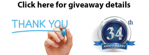 Anniversary giveaway details button